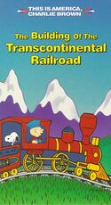 The Building of the Transcontinental Railroad VHS