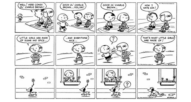 File:Peanuts Strips.jpg