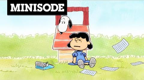 Misspellings Peanuts Cartoon Network