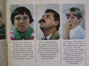 1968 TV Guide - Peanuts cast 2