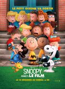 The Peanuts Movie French Poster