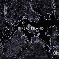 Ubicación de Rikers Island