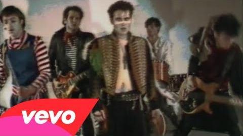 Adam & The Ants - Kings of the Wild Frontier