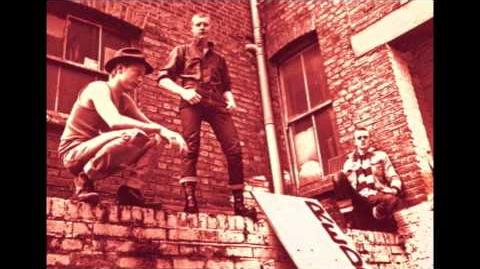 THE REDSKINS John Peel 9th October 1982