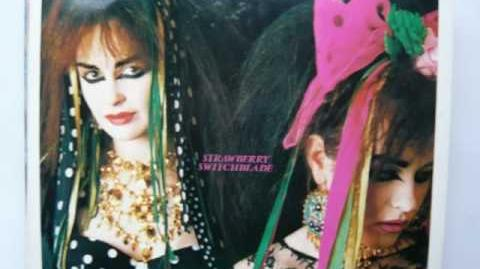 Strawberry Switchblade - Trees and Flowers