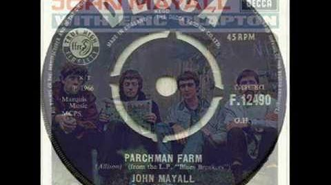 Key To Love - John Mayall with Eric Clapton