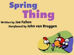 Spring thing