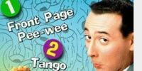 Front Page Pee Wee