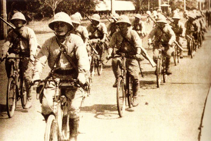 Japanese occupation in malaysia