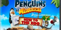 Penguins of Madagascar: New to the Zoo DVD