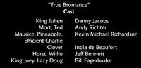 True Bromance Voice Cast