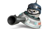 Short fuse tank
