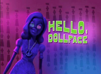 Hello Dollface Title