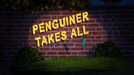 Penguiner Takes All Title