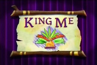 King Me (POM) title