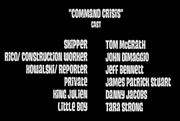 Command Crisis Cast