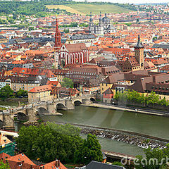 Würzburg - Town in Germany - Sightseeing and Landmarks - Thousand ...
