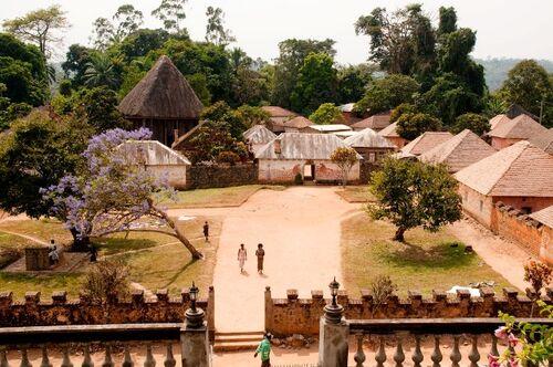 Bafut-palace