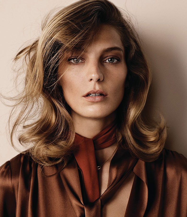 Daria Werbowy Lancome: People Don't Have To Be Anything Else Wiki