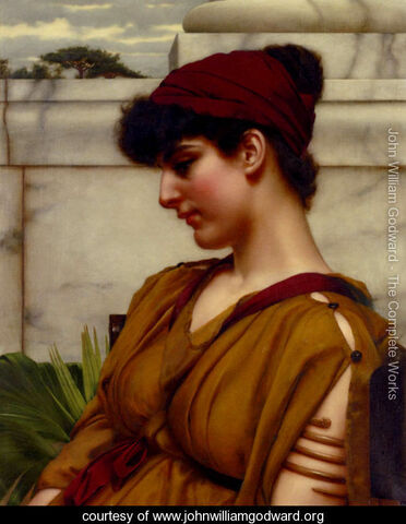 File:A Classical Beauty in Profile.jpg