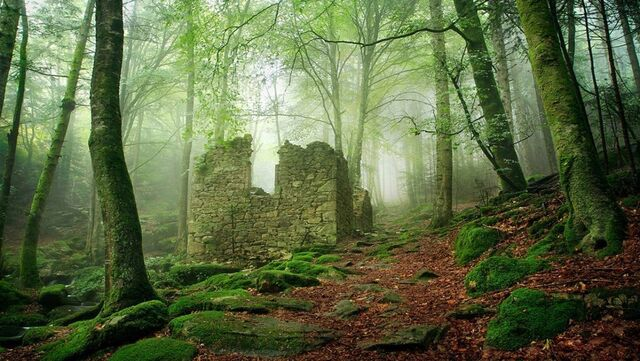 File:Eerie-Image-of-the-Remains-of-Past-Architecture-in-Nottingham-England.jpg