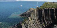 Staffa, Scotland, UK