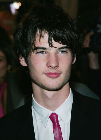 Tom Sturridge in Toronto 2004