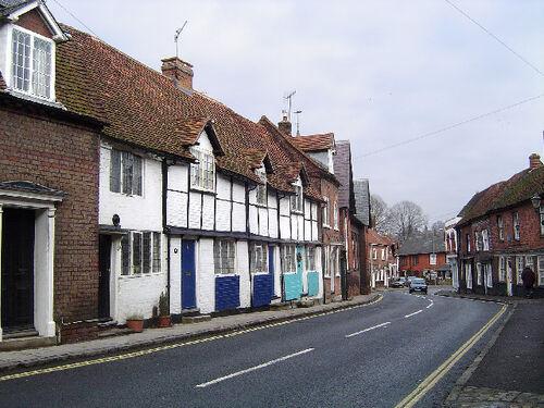 Pretty Church Street