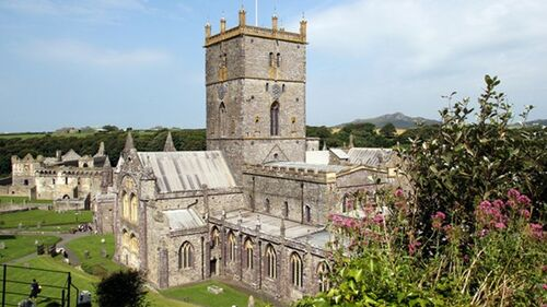 St. David's Cathedral in Pembroke