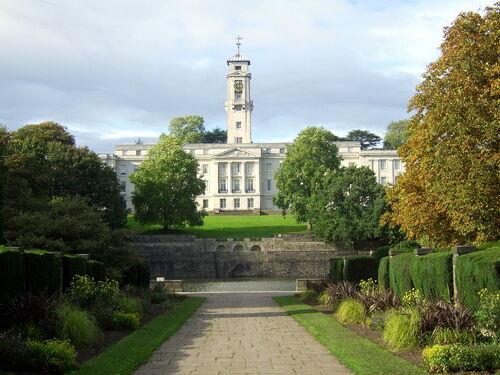 Nottingham-campus