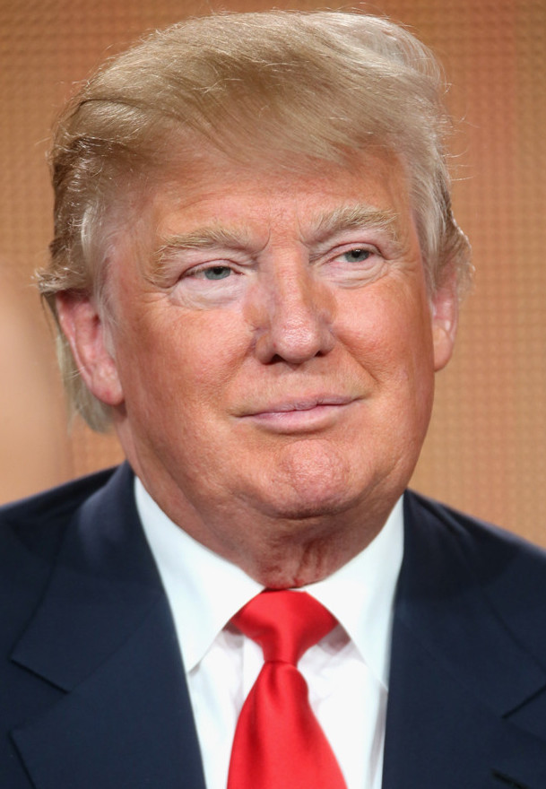 Donald Trump | People Don't Have to Be Anything Else Wiki ...