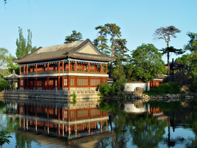 Imperial-villa-in-chengde
