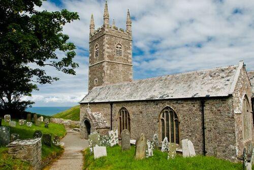 Morwenstow Parish Church