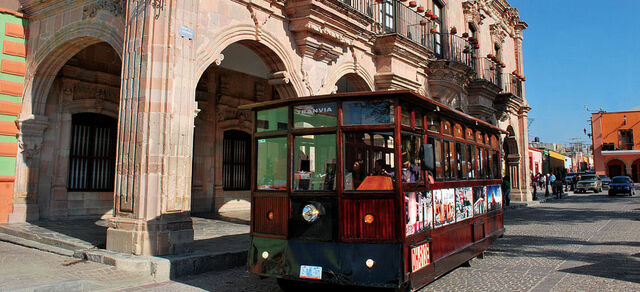 File:Trolley car in Dolores Hidalgo.jpg