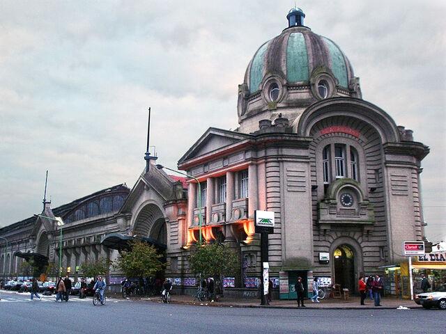 File:La Plata - Estación del Ferrocarril Roca.jpg