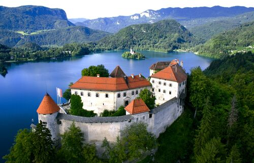 Lake-Bled-castle