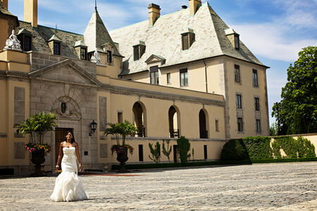 Oheka Castle wedding