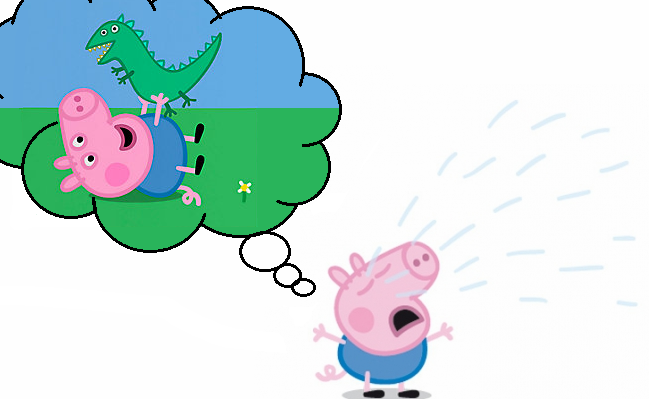 Peppa goes nuts 5 peppa pig fanon wiki fandom powered by wikia