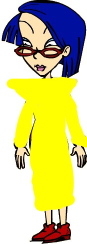 Kira In Light Yellow
