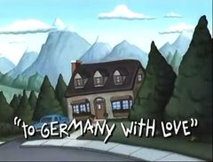 To Germany With Love