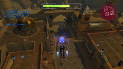 PDZ Jetpac in-game