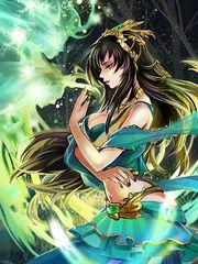 Ladywraith War Avatar