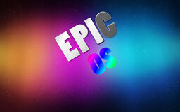 Epic OS Logo