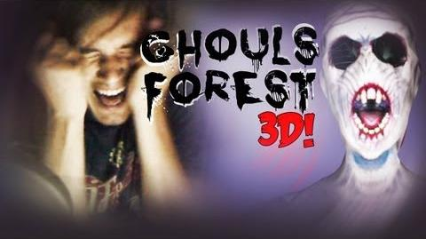 JUMPSCARE FEST ; ; - Ghouls Forest 3 - 3D REMAKE!