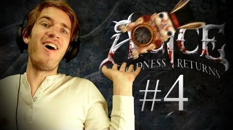 Alice: Madness Returns - Part 4