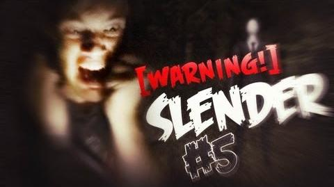 SLENDER - SLENDER MAN RETURNS! - SLENDER - Part 5 - Let's Play