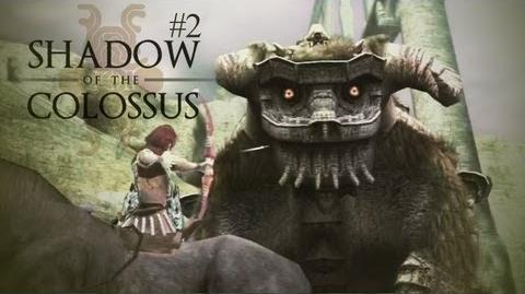 EVERYTHING IS EPIC! - Shadow of the Colossus 2nd Colossus (Taurus Major)