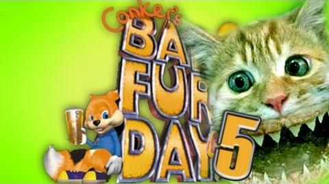 Conker's Bad Fur Day - Part 5