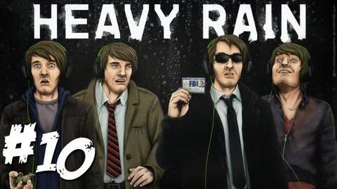 SCOTT SHELBY FIGHTS ALL SCRUBS & GETS ALL THE LADIES! - Heavy Rain - Part 10