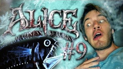 THESE MONSTERS MAKE ME NOPE! - Alice Madness Returns - Part 9
